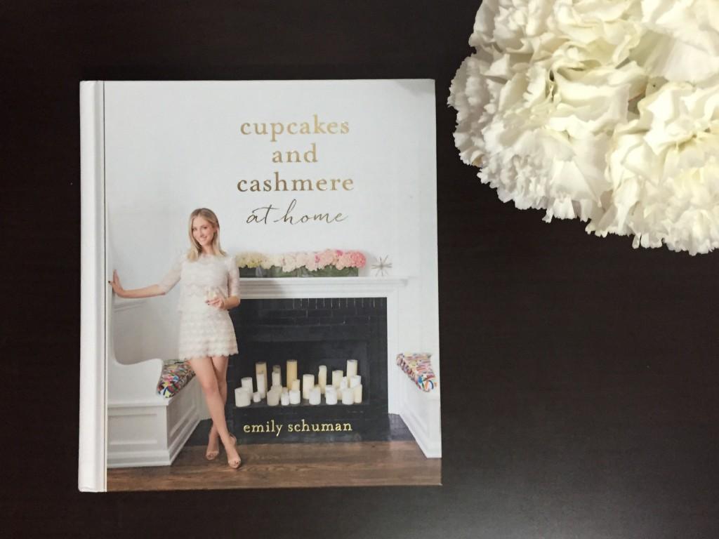 Livro cupcake and Cashmere at home